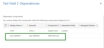 Dynamics 365 CRM V9+ New Feature: Dependent Attributes in JavaScript