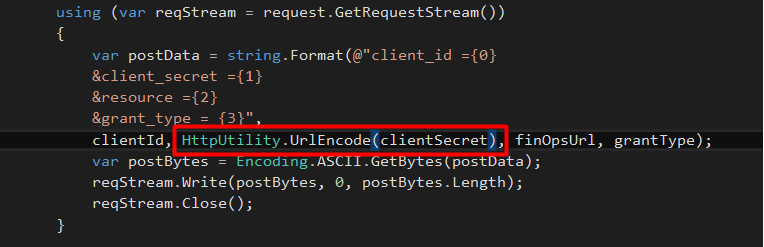 HTTPUtilitySecurityError